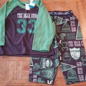 2/3 Pajama Set